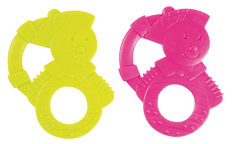 """Baby Mousse"" 1st teeth teething ring 631401"