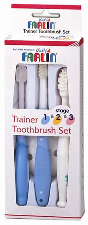 Three stages toothbrush BF-118A