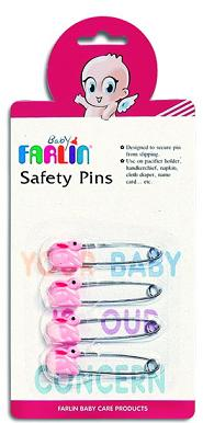 Safety pins BF-120