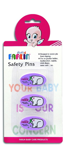 Safety pins BF-122