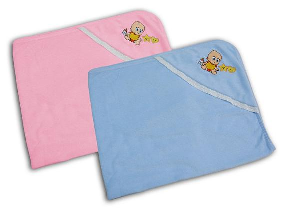 BF-543A Multi usage hooded towel