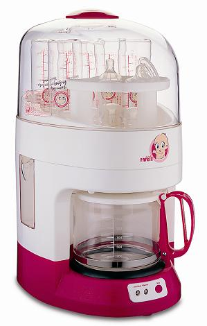 2 in 1 Warmer & Sterilizer TOP-209